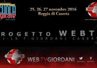 PNSD 2016 alla Reggia di Caserta