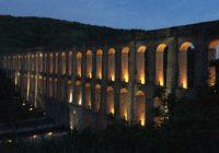 """""""Lumi per una bellezza invisibile: l'acquedotto Carolino e la sua ombrata straordinarietà"""""""