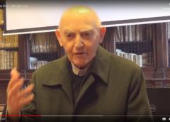 """Intervista al Prof. Aldo Masullo a margine del convegno """"Le Metamorfosi e la Visione Globale"""""""